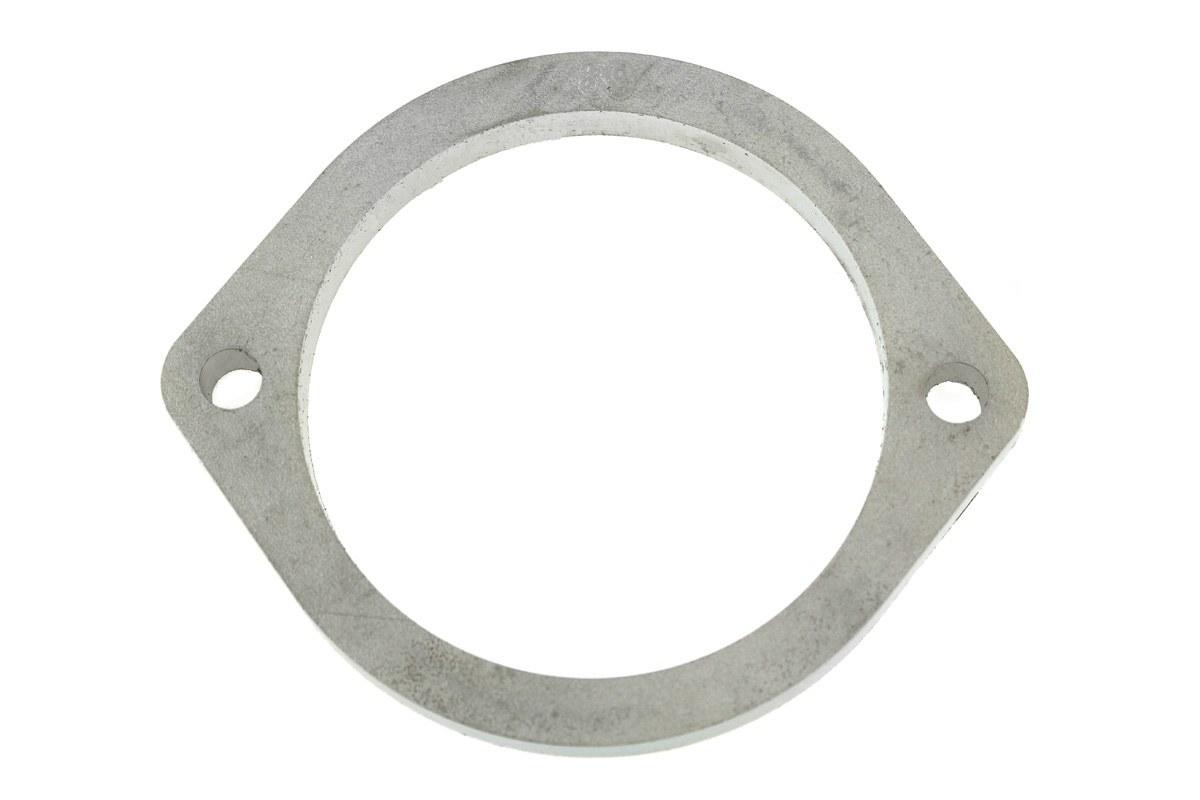 Flansza łącznik układu wydechowego 89mm 2 śruby - GRUBYGARAGE - Sklep Tuningowy